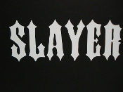 SLAYER... (death thrash).   103