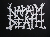 NAPALM DEATH ...(grindcore).   121
