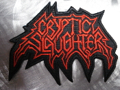CRYPTIC SLAUGHTER ...(crossover)  874