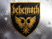 BEHEMOTH ...(black death)   out of stock