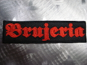 BRUJERIA ...(brutal death)   out of stock