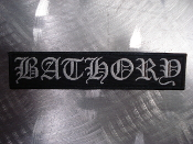 BATHORY ...( black metal)    020
