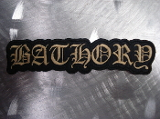 BATHORY ...( black metal)   336