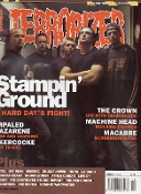 TERRORIZER (UK ) #114 Stampin' Ground     003