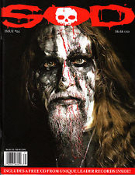 SOD (US ) #24 Death Metal. Free Cd    015