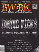BW & BK (CAN ) #85 Brave Picks. Free Cd    020