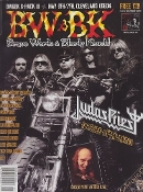 BW & BK (CAN ) #87 Judas Priest. Free Cd    021