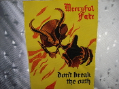 MERCYFUL FATE ...(heavy metal)   217*
