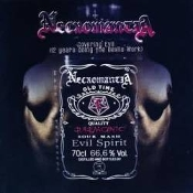NECROMANTIA (Greece) - Covering Evil (12 Years Doing Devil  (01)