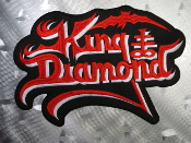 KING DIAMOND   (heavy metal)    278*