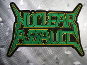 NUCLEAR ASSAULT  (thrash metal)    202*