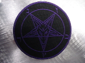 BAPHOMET ,,(black metal)    179*