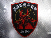 BATHORY ,,(black metal)    292*