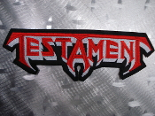 TESTAMENT ...(thrash metal)   122*