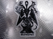 BAPHOMET ,,(black metal)    521*