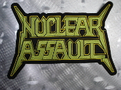 NUCLEAR ASSAULT  (thrash metal)    337*