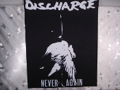 DISCHARGE ,,Never Again...(thrash punk)     367