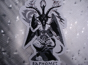BAPHOMET ...(black metal)    6661*