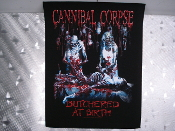 CANNIBAL CORPSE ...Butchered At Birth...(death metal)     (543)