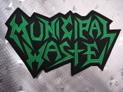MUNICIPAL WASTE ,,( thrash metal)   306*