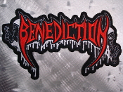 BENEDICTION ...(death metal)    385*