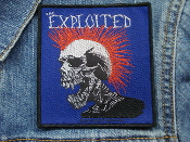 THE EXPLOITED ...(punk rock)   (1681)