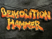 DEMOLITION HAMMER ...(thrash metal)  6662