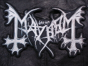 MAYHEM ...(black metal)    418