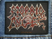 MORBID ANGEL ...(black death)   (6661)