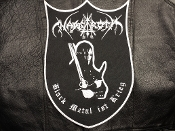 NARGAROTH  (black metal)    134*