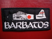 BARBATOS... (thrash black)   584