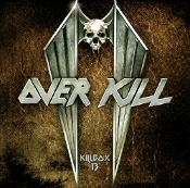 OVERKILL  (u.s.a)-  Killbox 13 (2-LP) IMPORT 2012