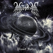 MYSTICUM  (norway)-  Planet Satan (LP) 180 gr  (13)