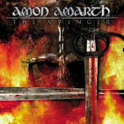 AMON AMARTH  (sweden)-  The Avanger (2-colored LP) 180 gr