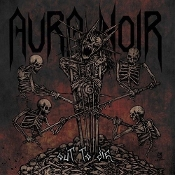 AURA NOIR  (norway)-  Out To Die (LP) 180 gr (023)