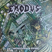 EXODUS (usa)-Another Lesson In Violenc (2-colored LP)180gr (026)