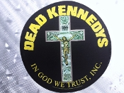 DEAD KENNEDYS ...In God We Trust, Inc ...(punk rock)     100