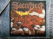 SACRIFICE ...(thrash metal)   (1967)