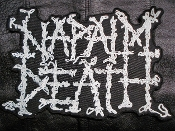 NAPALM DEATH  (grind core)   6661