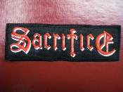 SACRIFICE  ...(thrash metal)   1082*