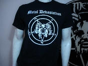 METAL DEVASTATION, (black metal)   MED  059