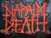 NAPALM DEATH  (grind core)   362