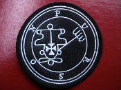 PURSON... DEMON SIGIL ...(black metal)    D025*