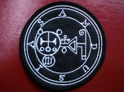 AMDUSIAS... DEMON SIGIL ...(black metal)    D033*