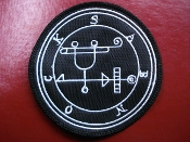 SABNOCK... DEMON SIGIL ...(black metal)    D041*