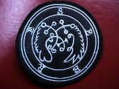 SEERE... DEMON SIGIL ...(black metal)    D048*