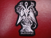BAPHOMET ...(black metal)  B006*