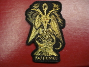 BAPHOMET ...(black metal)  B007*