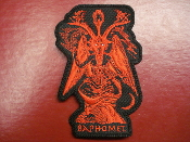 BAPHOMET ...(black metal)    B008*