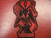 BAPHOMET ...(black metal)    B009*